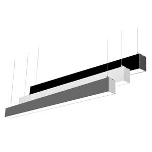 โคมไฟห้อยฟลูออเรสเซนต์ โต๊ะทำงาน FLUO-P1