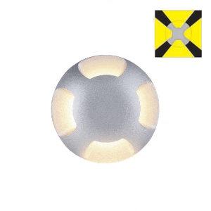ไฟฝังพื้น Up lighting-MUSH-R4-LED 3W