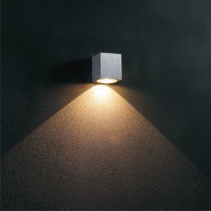 โคมไฟติดผนัง CUBE-1 LED 1x1W