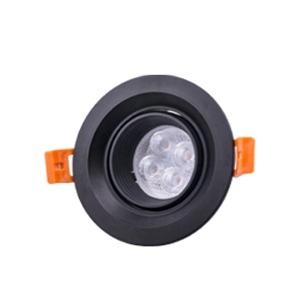 ดาวไลท์ MR16 ROTA-R สีดำ
