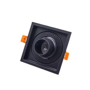 ดาวไลท์ MR16 ROTA-S1 สีดำ HOOD