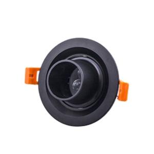 ดาวไลท์ ROTA-R MR16 สีดำ HOOD