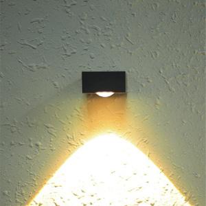 โคมไฟติดผนังภายนอก LED TALA-S1 3W