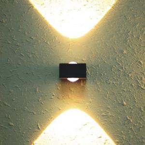 โคมไฟติดผนังภายนอก LED TALA-S2 1W