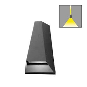 โคมไฟติดผนังภายนอก-SAGA-LED-3W