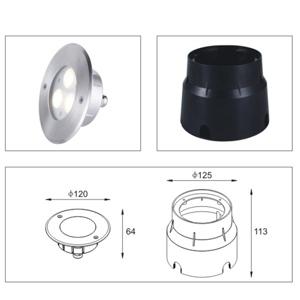 Drawing-RUW-9RGB LED 9W