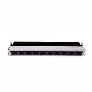 ดาวน์ไลท์ LED MULTI SLOT S10 10x3W