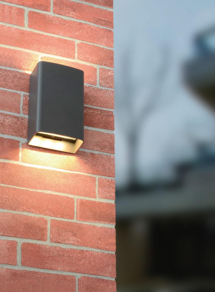 โคมไฟติดผนังภายนอก outdoor wall light led