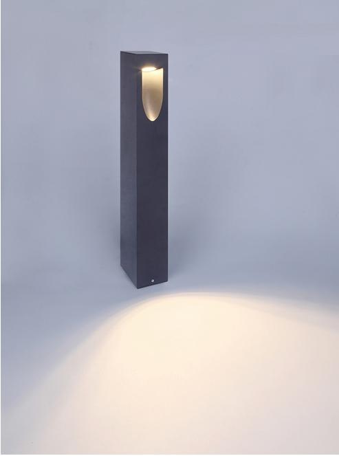 โคมไฟเสาสนาม LED