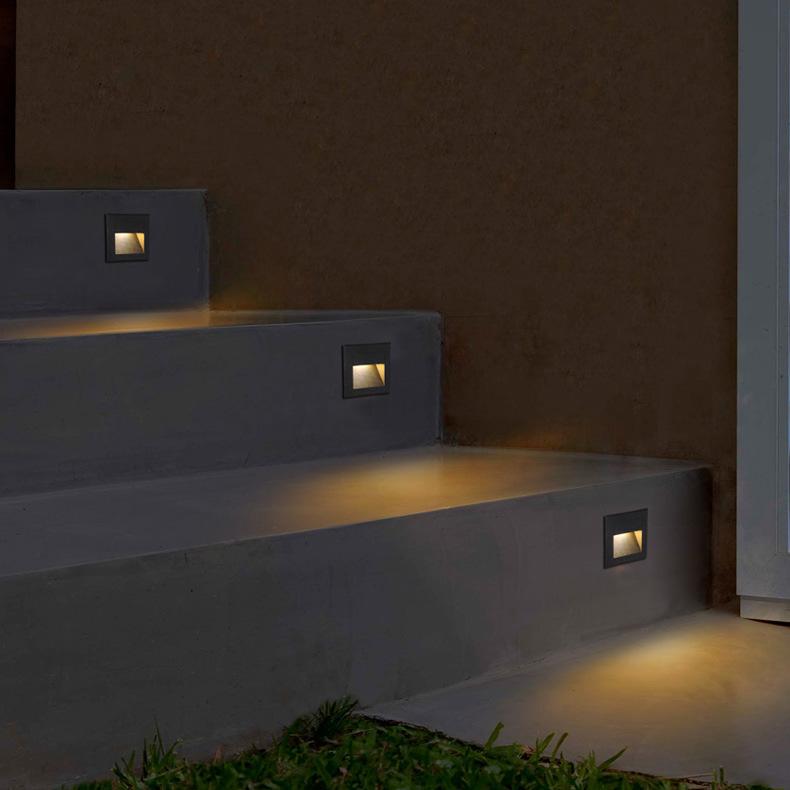 ไฟบันได Step light REEN LED 2W