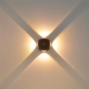 โคมไฟติดผนัง outdoor LED MABEL-R4