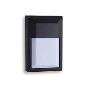โคมไฟติดผนังภายนอกสีดำ RITA E27