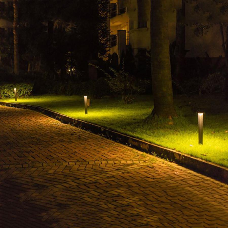 โคมไฟสนาม LED แต่งสวน ทางเดินสวน