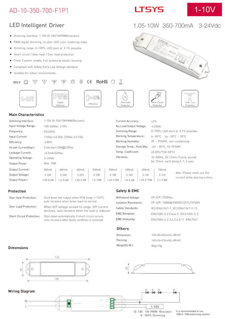 AD-10-350-700-F1P1 spec 1