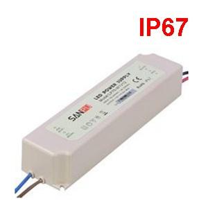 หม้อแปลงกันน้ำ IP67 24V 150W