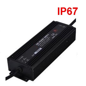 หม้อแปลงกันน้ำ IP67 24V 200W