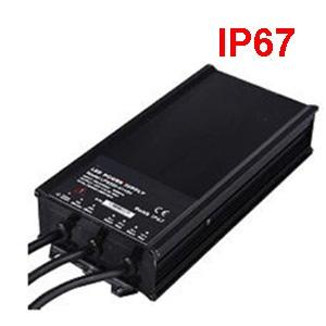 หม้อแปลงกันน้ำ IP67 24V 300W