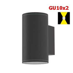 ไฟติดผนังภายนอก ALYN-R2 GU10